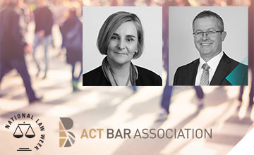 Bar Association Breakfast: The barrister of tomorrow