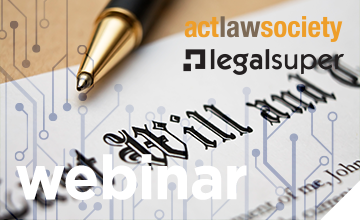 Wills & Estates Conference (webinars)